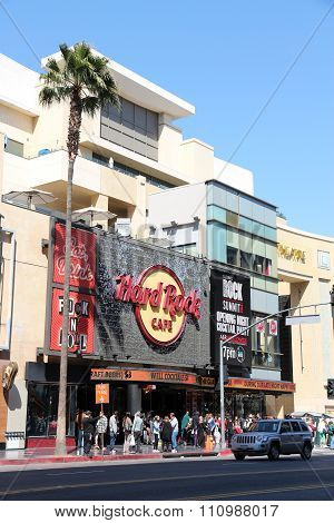 Hollywood - Hard Rock Cafe