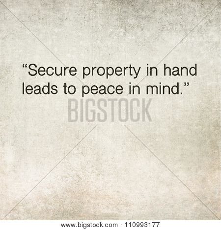 Inspirational quote by ancient Chinese philosopher Mencius on earthy background