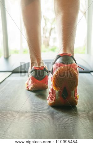 Exercise Running For Healthy