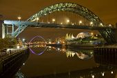 stock photo of tyne  - Newcastle upon tyne - JPG