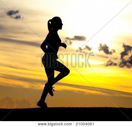 Corriente de la mujer