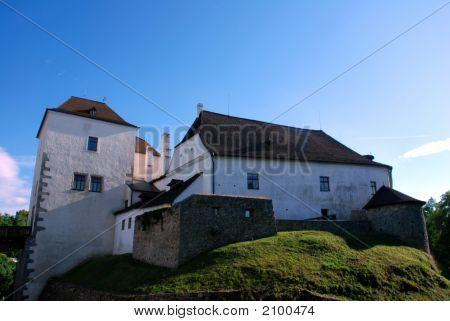 Old Medieval Czech Castle