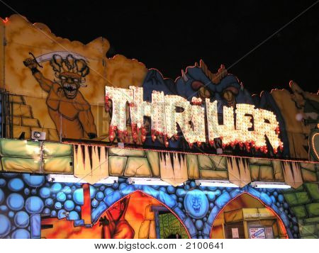 Carnival Thriller House