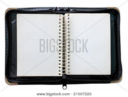 Notepad Black