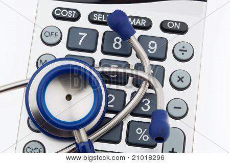 Stethoscope and Pocket PC