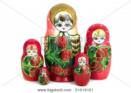 Nested doll
