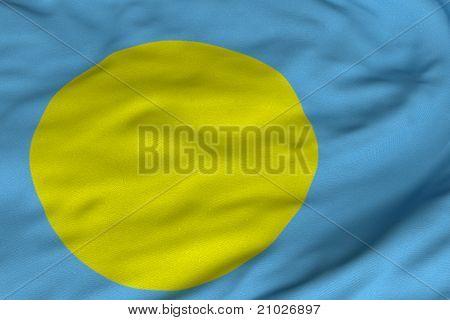 Palauan Flag