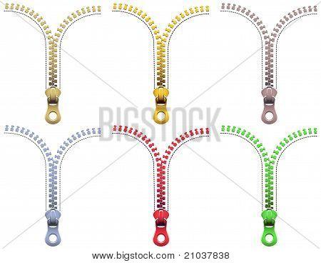 Zipper Fasteners