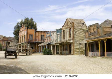 Western Scenery