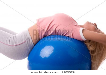 Fitness By Pilates Ball