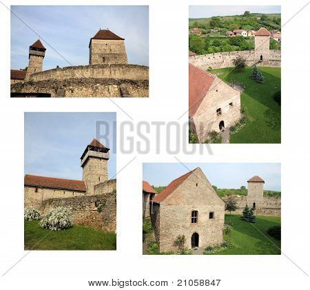 Fortified Church - Calnic