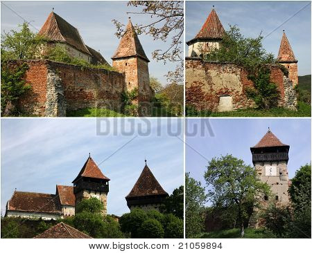 Fortified church - Alma Vii