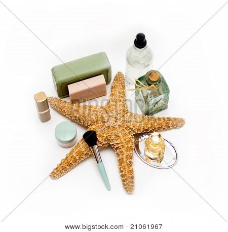 Cosmetics And Soaps