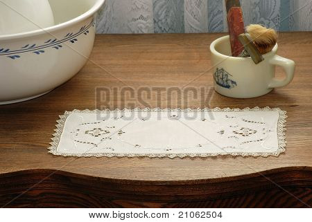 Antique Lace Doily