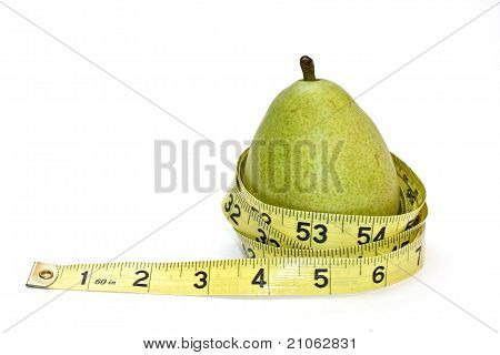 Pear Shaped Mearsurement
