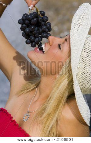 Summertime Grapes