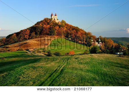 Calvary In Banska Stiavnica