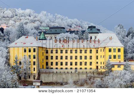 Mining School - Banska Stiavnica, Slovakia
