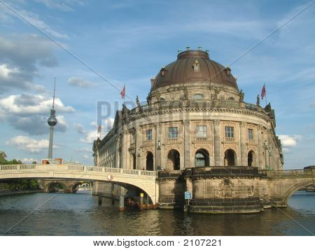 The Bode Museum Berlin