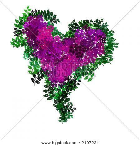 Garden Heart