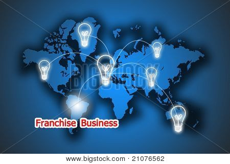 Service Fanchise Business Energy