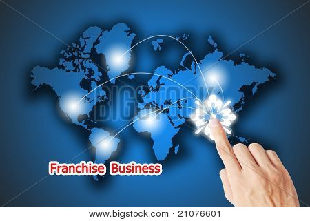 Service Fanchise Business Beauty