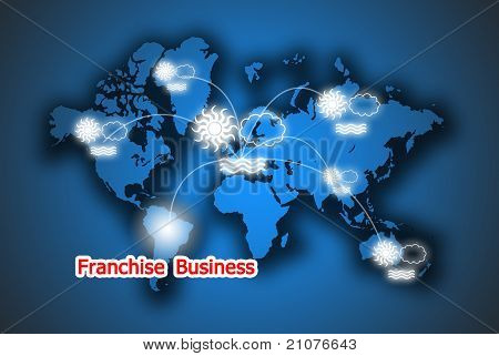 Service Fanchise Business Travel
