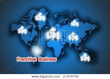 Service Fanchise Business Financial