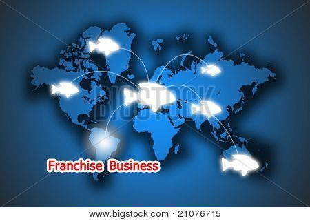 Service Fanchise Business Food