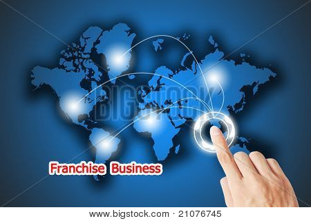 Service Fanchise Business Bakery