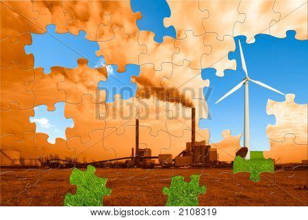 Environmental Puzzle