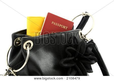 Passport In A Bag