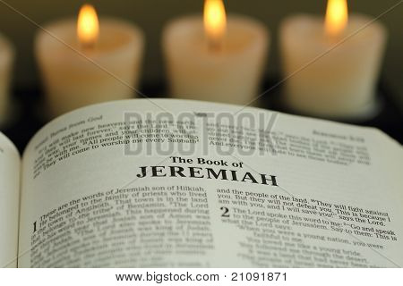 Bible, The Book of Jeremiah