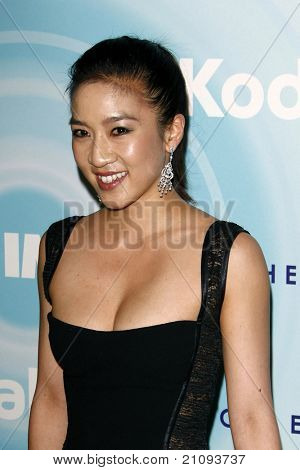 LOS ANGELES - JUN 16:  Michelle Kwan arrives at the 2011 Women In Film Crystal + Lucy Awards  at Beverly Hilton Hotel  on June 16, 2011 in Beverly Hills, CA