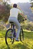 Biking Outdoors poster