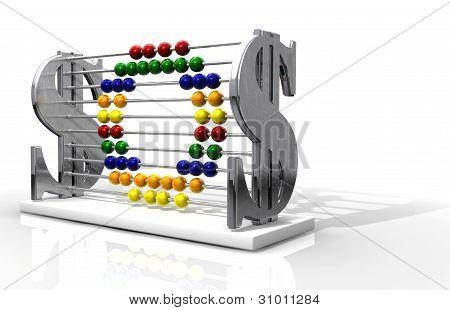 SOS Schulden Abakus