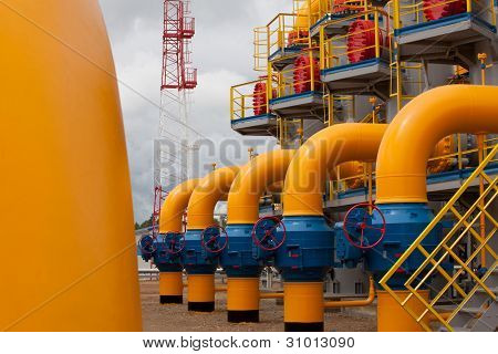 The Compressor Station