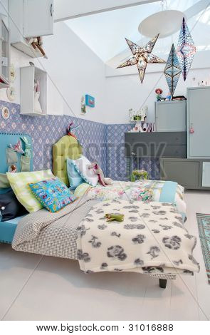 Colorful Childre Room