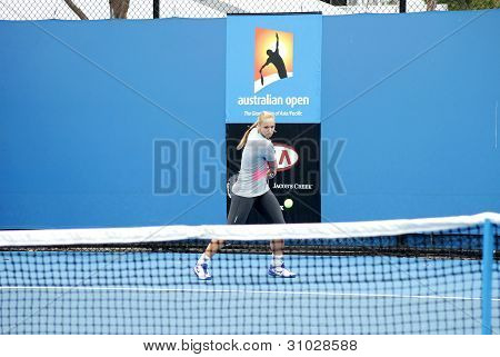Professional Tennis At The 2012 Australian Open