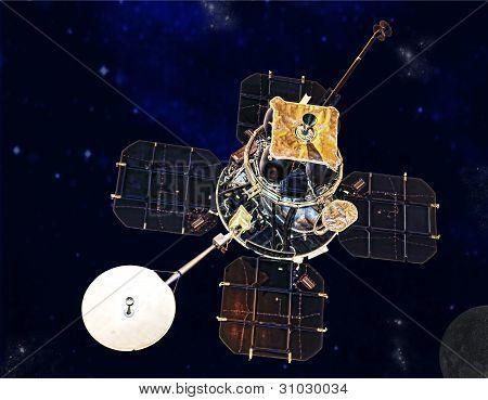 Lunar Orbiter V3