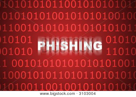 Phishing Abstract Background