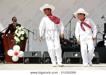 Mexican children