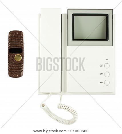 Internal And External Video Intercom Equipment