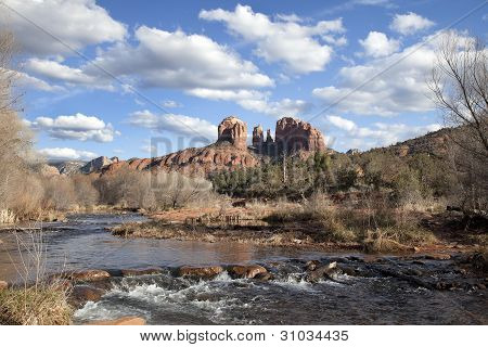 Cathedral Rock in Sedona, Arizona, USA