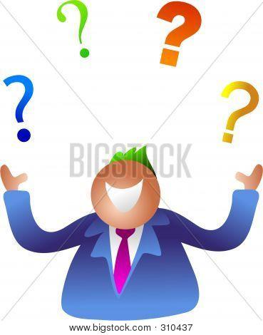 Juggling Questions