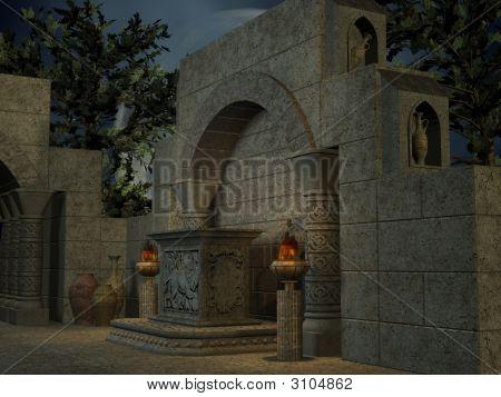 Antike Asyl