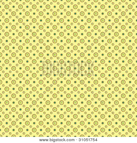 Seamless Multiple Dotted Background