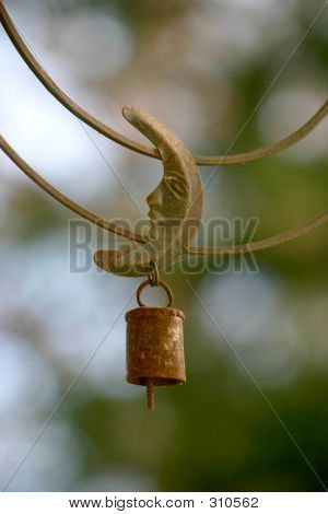 Wind Chime Close