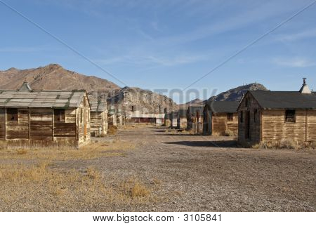 Wendover Field Bunk Houses