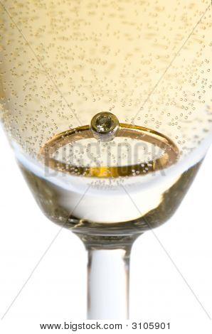 Goldring In der Champagne